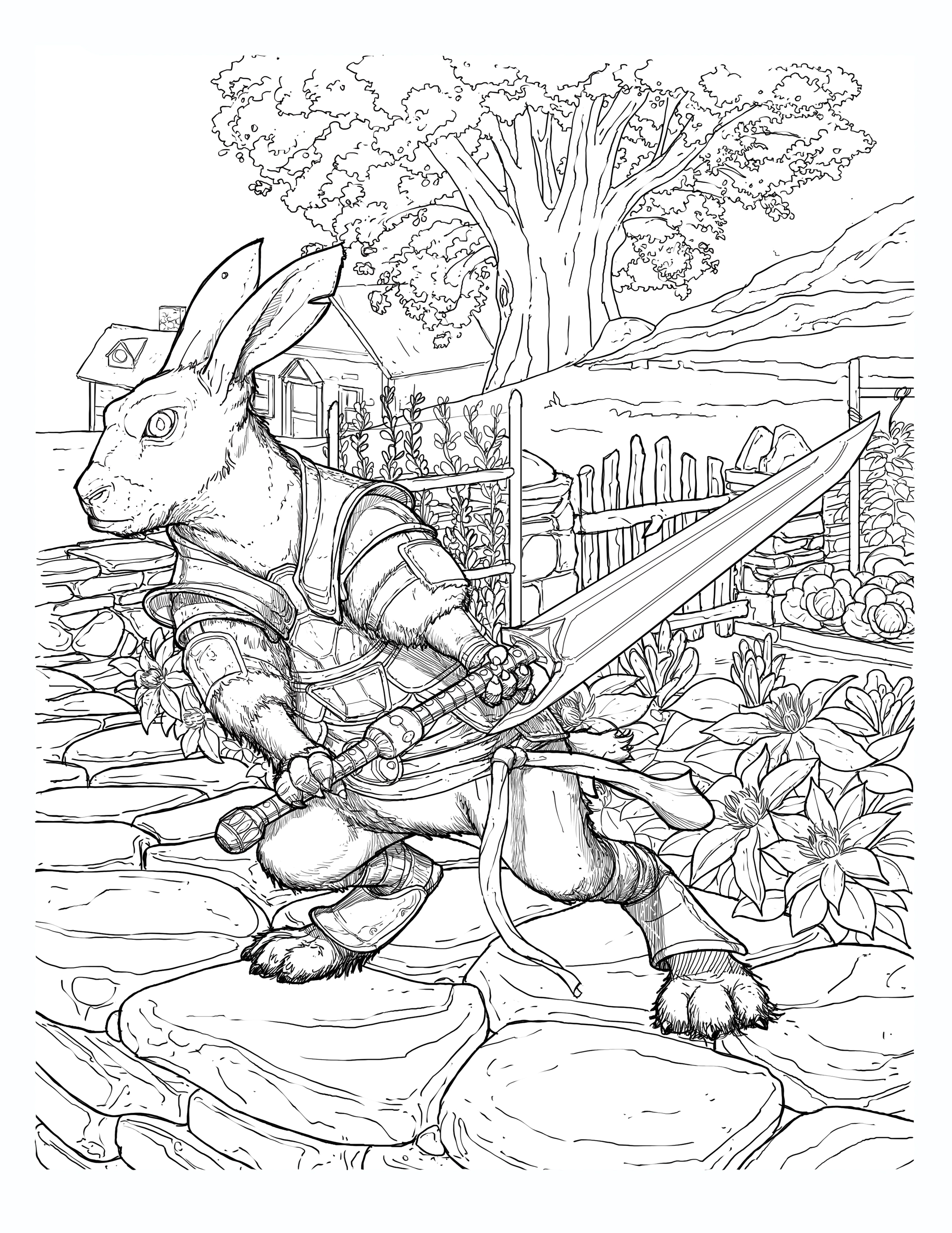rabbit_woodlandWarriors_Small